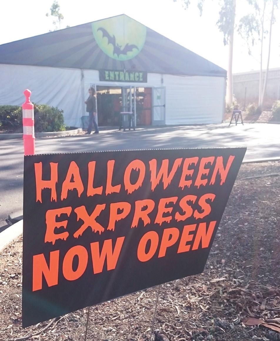 temporary spook shops fill vacancies during the halloween season